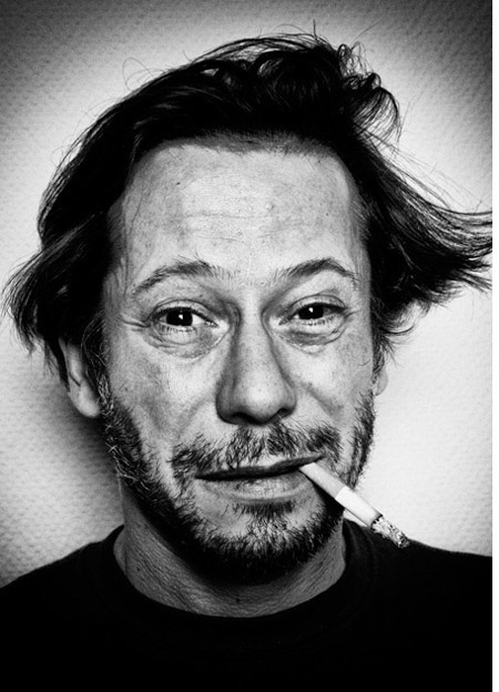 Mathieu Amalric FOR GQ